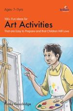 100+ Fun Ideas for Art Activities (A Brilliant Education)