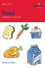 Food (Activities for 3-5 Year Olds) (Activities for 3a Year Olds)