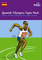 Spanish Olympics Topic Pack