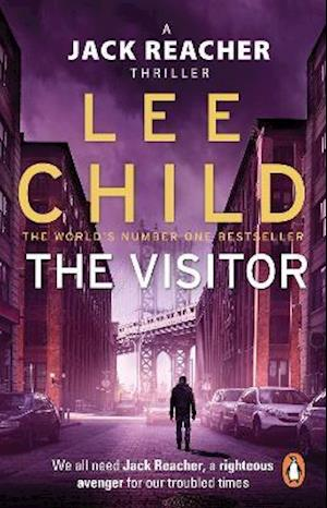 Bog paperback The Visitor af Lee Child