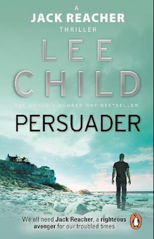 Bog paperback Persuader af Lee Child