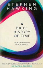 A Brief History Of Time af Stephen Hawking