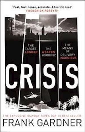 Bog, paperback Crisis af Frank Gardner