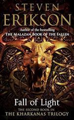 Fall of Light af Steven Erikson