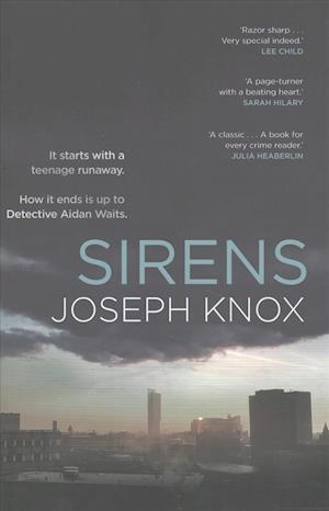 Bog, hardback Sirens af Joseph Knox