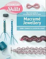 Macrame Jewellery (Essential skills series)
