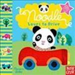Noodle Loves to Drive af Marion Billet