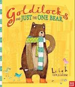 Goldilocks and Just the One Bear af Leigh Hodgkinson