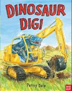 Dinosaur Dig! (Penny Dales Dinosaurs)