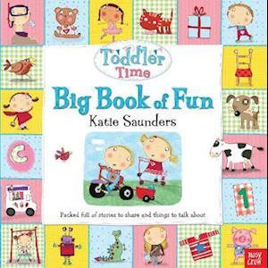 Toddler Time: Big Book of Fun