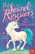 The Secret Rescuers: The Sky Unicorn af Paula Harrison