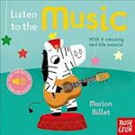 Listen to the Music af Marion Billet