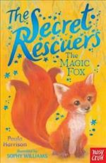 The Secret Rescuers: The Magic Fox af Paula Harrison