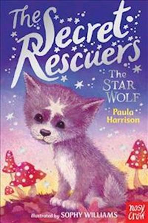 Bog, paperback The Secret Rescuers: The Star Wolf af Paula Harrison