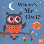 Where's Mr Owl? af Ingela Arrhenius