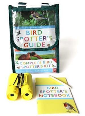 National Trust: Complete Bird Spotter's Kit