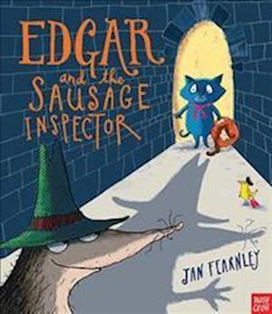 Bog, paperback Edgar and the Sausage Inspector af Jan Fearnley