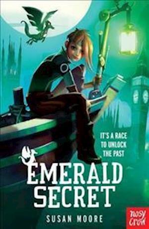 Bog, paperback Emerald Secret af Susan Moore