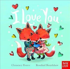 Bog, papbog I Love You af Clemency Pearce