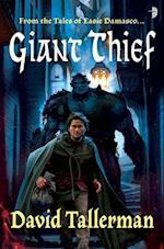 Giant Thief af David Tallerman