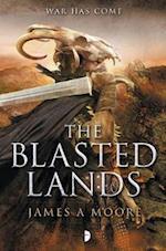 The Blasted Lands af James A Moore