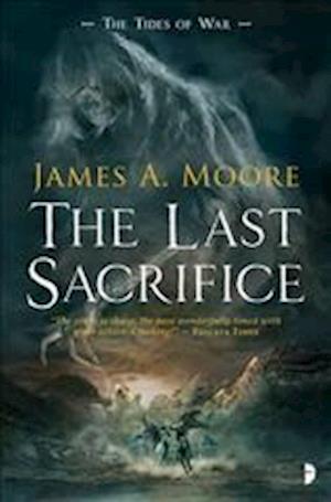 Bog, paperback The Last Sacrifice af James A. Moore