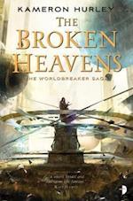 The Broken Heavens af Kameron Hurley