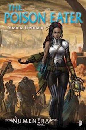 Bog, paperback Numenera - The Poison Eater af Shanna Germain