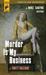 Murder is My Business af Brett Halliday