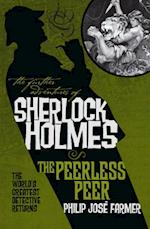 Further Adventures of Sherlock Holmes: The Peerless Peer (The Further Adventures of Sherlock Holmes)