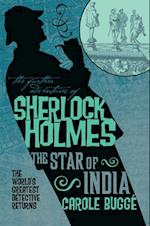 Further Adventures of Sherlock Holmes: The Star of India (The Further Adventures of Sherlock Holmes)