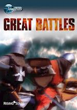 Great Battles af Jane West