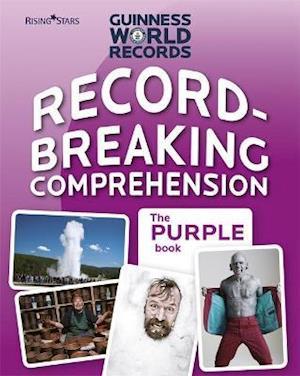 Bog paperback Record Breaking Comprehension Purple Book af Guinness World Records
