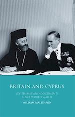 Britain and Cyprus af William Mallinson