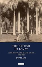 British in Egypt af Lanver Mak