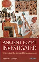 Ancient Egypt Investigated af Thomas Schneider