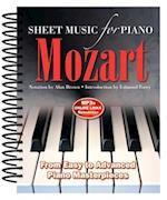 Wolfgang Amadeus Mozart: Sheet Music for Piano (Sheet Music)