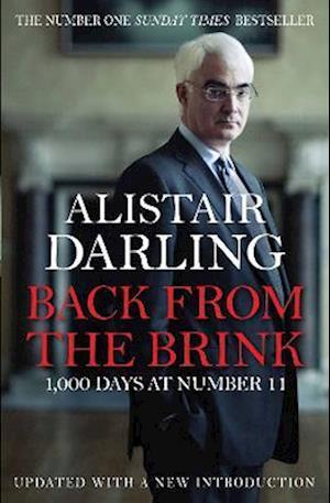 Bog, paperback Back from the Brink af Alistair Darling
