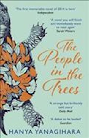 Bog paperback The People in the Trees af Hanya Yanagihara
