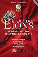 Behind the Lions af David Barnes