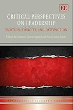 Critical Perspectives on Leadership (New Horizons in Leadership Studies series)
