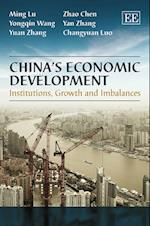 China'S Economic Development af Ming Lu