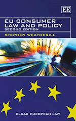 EU Consumer Law and Policy (Elgar European Law Series)