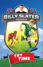 Billy Slater 1: Try Time af Patrick Loughlin