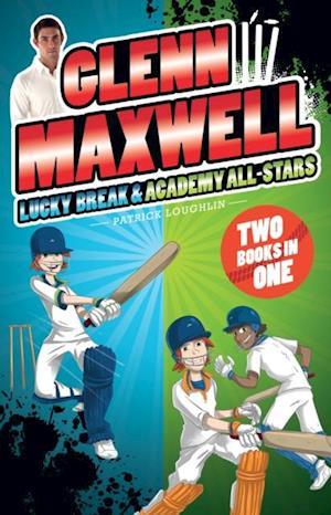 Glenn Maxwell 1 & 2 Bindup af Patrick Loughlin, Glenn Maxwell