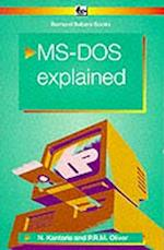 MS-DOS 6 Explained (BP S, nr. 341)