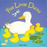 Five Little Ducks (Die Cut Reading)