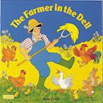 Farmer in the Dell (Books with Holes Board Books)