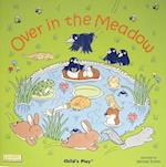 Over in the Meadow (Books with Holes Paperback)