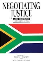 Negotiating Justice